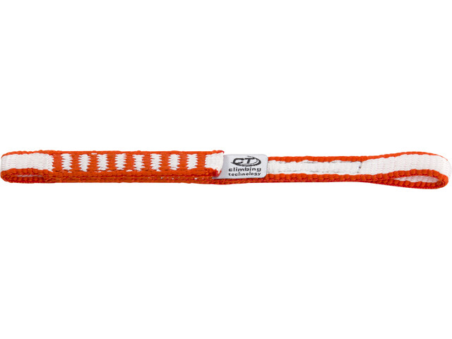 Climbing Technology Extender DY PRO Sling 10mm/17cm, white/red